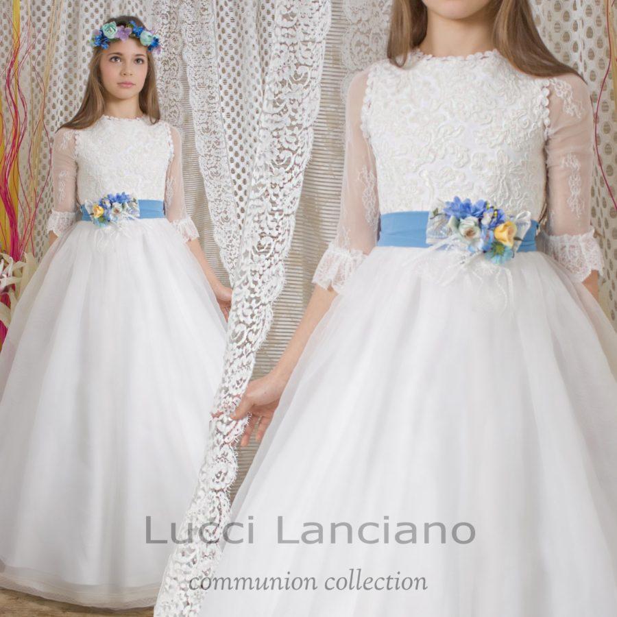 Lucci Lanciano Vestidos De Primera Comunion 2018 Outlet